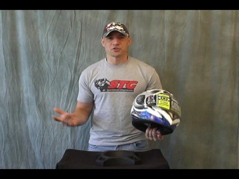 234743f7 Shark RSI Helmet Review Part 1 Review from SportbikeTrackGear.com - YouTube
