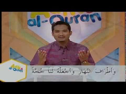 Doa Khatam Al-Quran - Ust Zamri