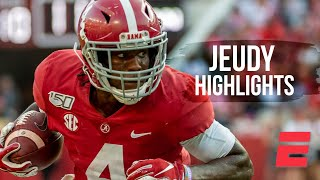 2020 NFL Draft prospect Jerry Jeudy is the best route runner Todd McShay has ever seen | Highlights