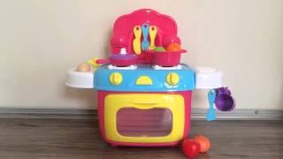 Набор Кухня Пеппы со светом и звуком