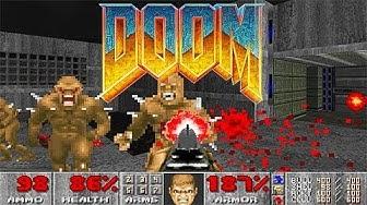 Hall of Fame: Doom  - Retro-Spiele im Special von GameStar