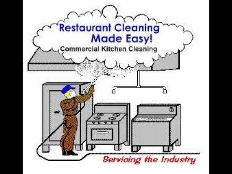 TURNKEY OPERATION BAR & GRILL BY EFFICIENT CLEANING SERVICES