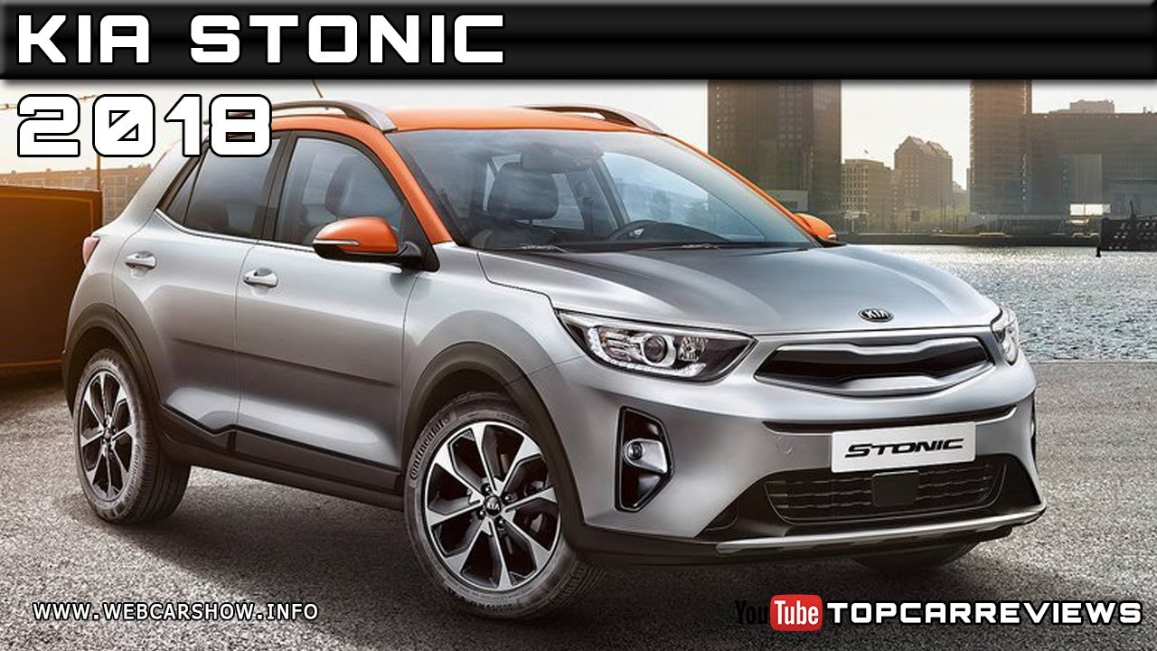 2018 kia stonic review rendered price specs release date. Black Bedroom Furniture Sets. Home Design Ideas