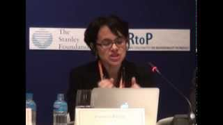Prof Jennifer Welsh - Presentation at R2P@10 Conference in Cambodia - 26 February 2015