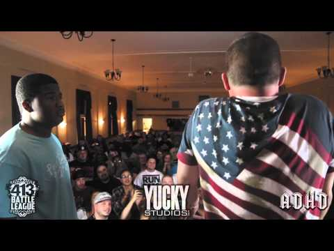 413 Battle League - DNA vs Celebrity Cell hosted by Charlie Clips