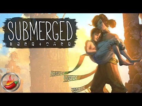 SUBMERGED (By Uppercut Games Pty Limited) - iOS / Android HD Gameplay