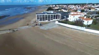 Bebop2 2016-03-06 La Tranche-sur-Mer. Vendée