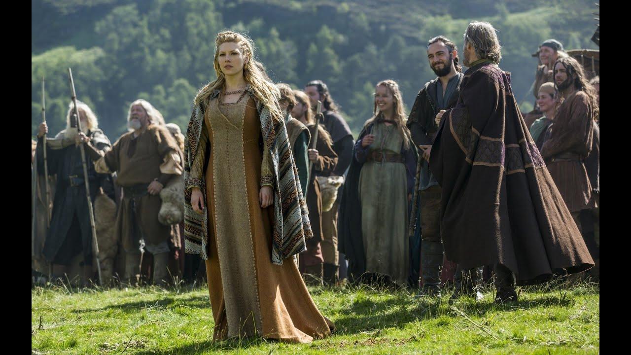 Викинги 4 сезон 3 серия [Обзор] Vikings - YouTube