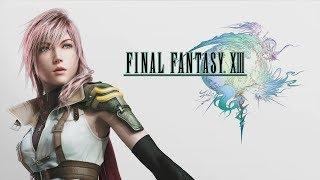 [4K] Final Fantasy XIII Xbox One X Gameplay
