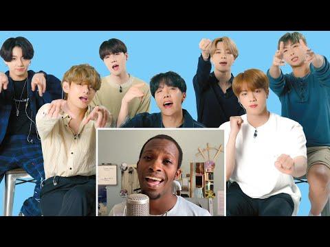 BTS Watches Fan