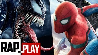 VENOM VS SPIDERMAN RAP | KRONNO x ZARCORT & NERY G Ft. Holly...