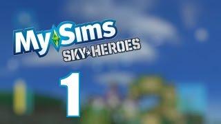 MySims Sky Heroes [Let