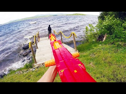 Nerf FPS: First Person Shooter 1