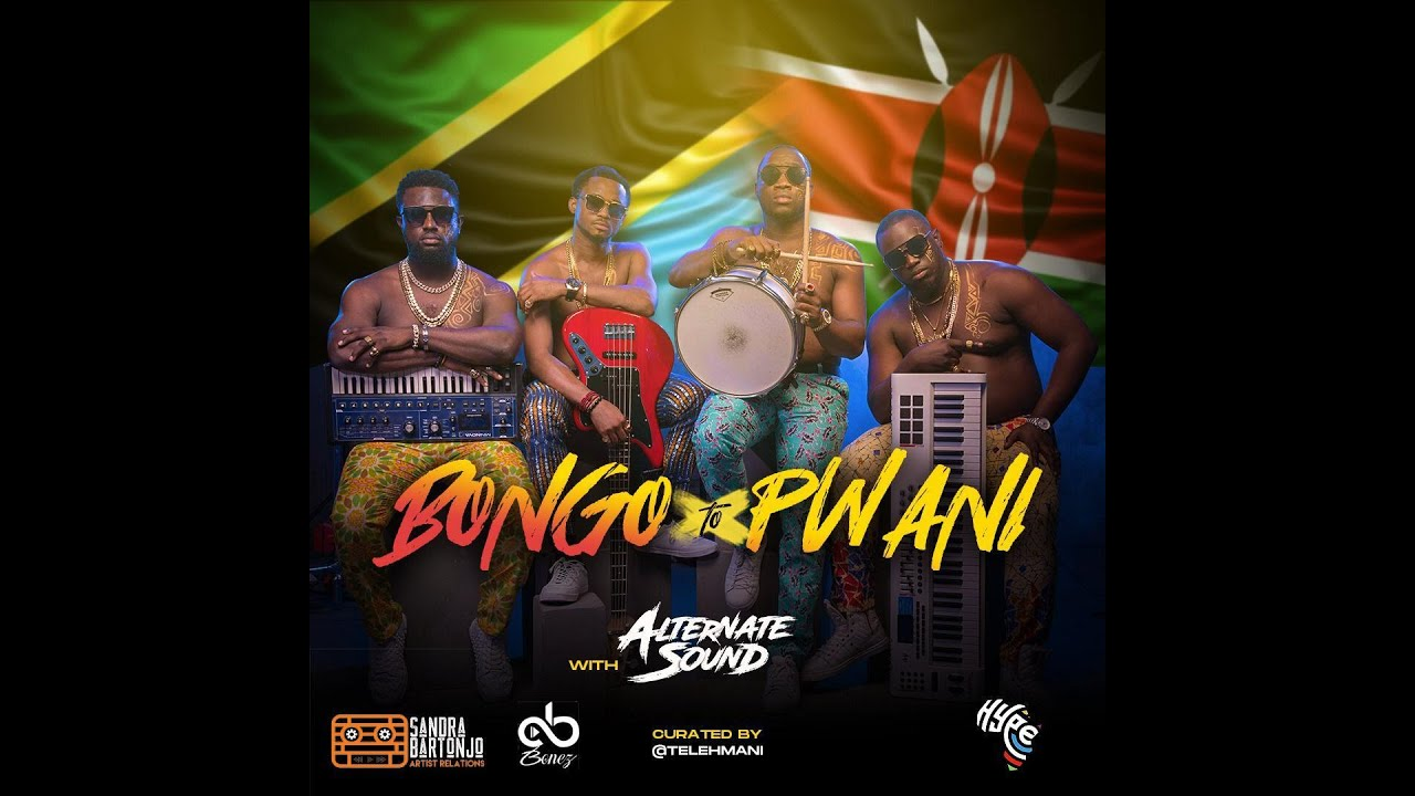 Bongo to Pwani Sessions - Alternate Sound
