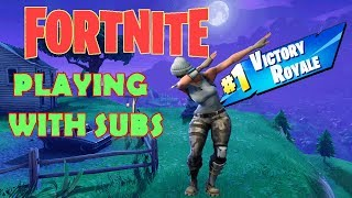 FORTNITE Xbox One | Spielen mit SUBS | NEUE UPADTE Patch V6.21