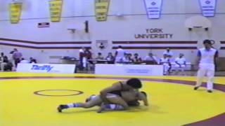 1986 York Event Match 17