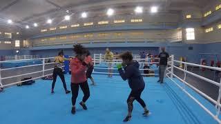 Sneak Peak of Youth World Championships Training