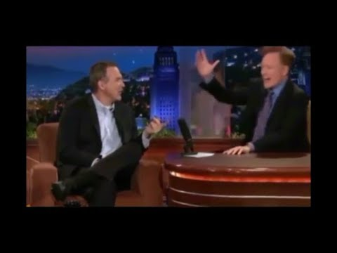 Conan Tries To Contain Norm Macdonald