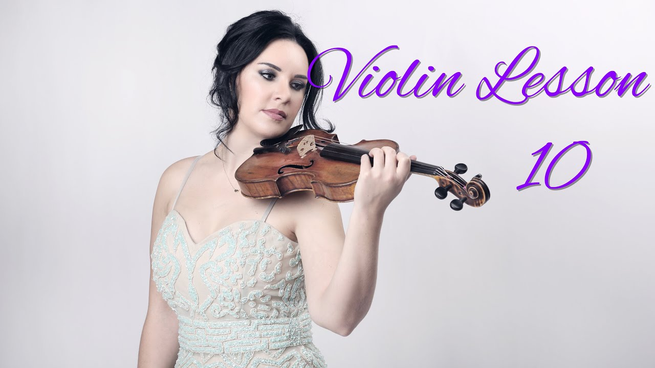 How to Play the VIOLIN - Lesson 10/20 - Summary plus ...