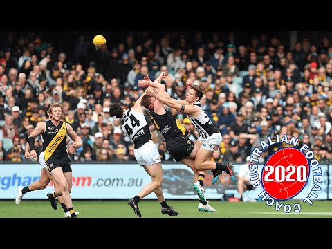 A Canadian Trying To Learn Aussie Rules Football | First Look: Australian Football Coach 2020
