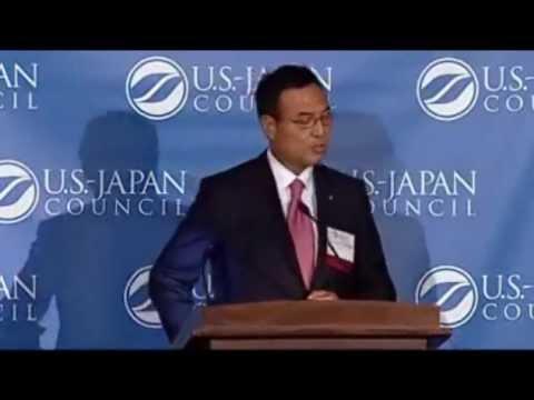 2012 USJC Keynote: Lawson CEO Takeshi Niinami