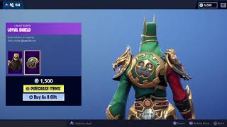 Fortnite Item Shop Today *NEW* GUAN YU SKIN | December 1st, 2018 (Fortnite Battle Royale)
