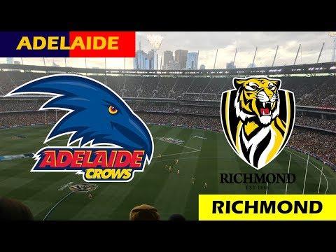 ADELAIDE VS RICHMOND AFL GRAND FINAL 2017