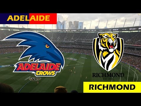 ADELAIDE VS RICHMOND AFL GRAND FINAL 2017