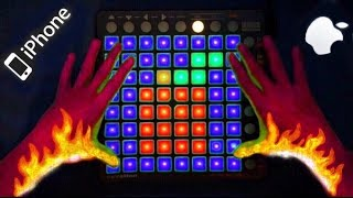 iPhone 7 - (MetroGnome Remix) - [Launchpad Cover]