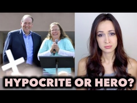 Ridiculous Kim Davis Fox News Interview