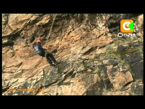 Inside Sport: Mt Kenya Extreme Sports