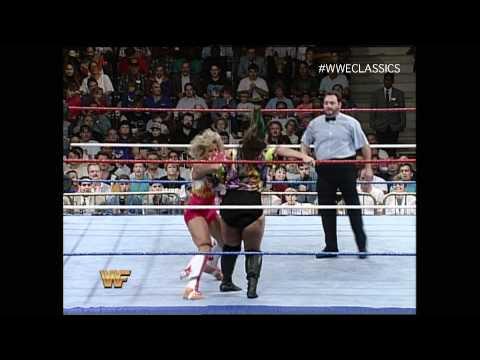 Alundra Blayze vs. Bull Nakano - August 29,1994