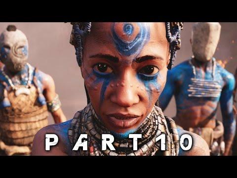 Far Cry Primal - Batari's Fury - Walkthrough Gameplay Part 10 (PS4)