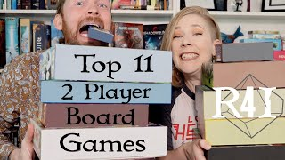 Our 11 Favorite 1 2 Player Board Games