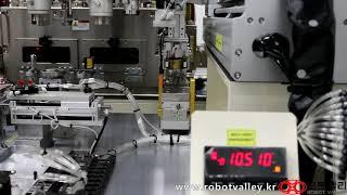 [(주)로봇밸리] 산업용로봇 로봇자동화 - 비구면유리렌…