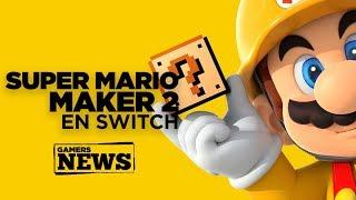 Gamers News - ¡Mario Maker 2 y Link's Awakening en Switch!