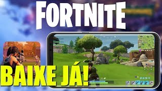 HOW TO DOWNLOAD AND PLAY FORTNITE ON ANDROID PHONE