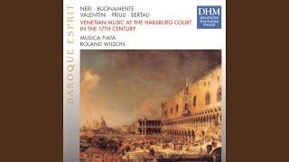 Sonata à 4, violino, cornettino, trombone e fagotto