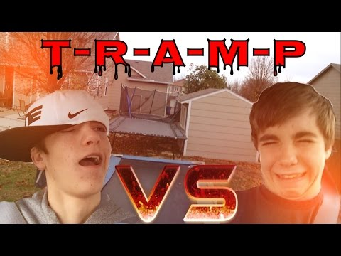 Game of TRAMP - Tanner Braungardt vs. Jake Breshears