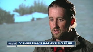 Columbine survivor finds new purpose in life