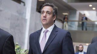 Report: Trump legal adviser warns Michael Cohen could flip on him