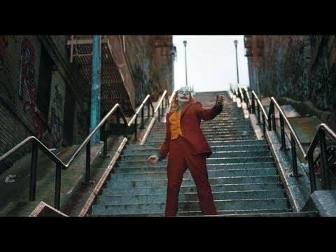 Scène de danse des escaliers \\ S'échapper des flics   Joker [UltraHD, HDR]