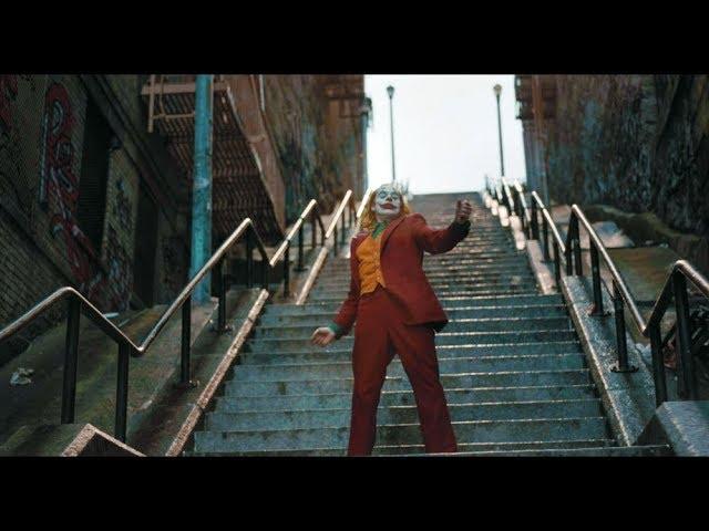 Stairs Dance Joker Ultrahd Hdr