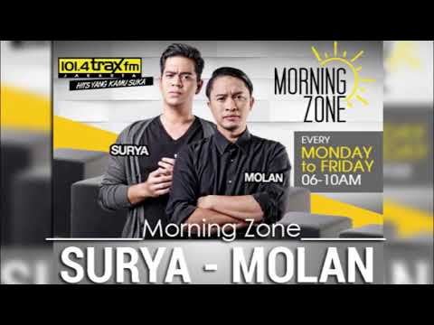 CERITA APELAH MORNING ZONE SURYA MOLAN - Caffe ft Cia Wardana