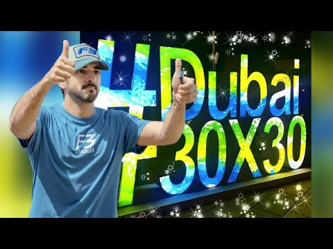 Dubai fitness challenge 30×30