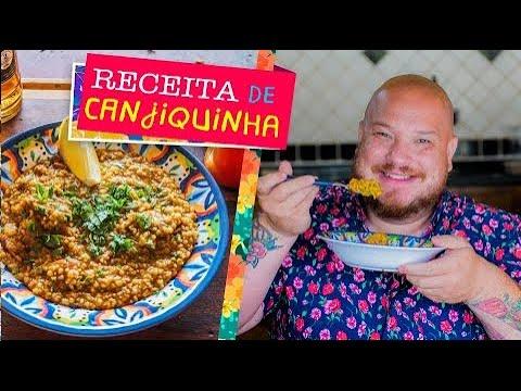 Canjiquinha (receita de Quirera de Milho com Costelinha Suína) - Cansei de ser chef