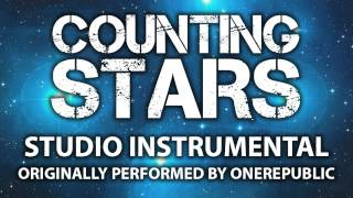 Counting Stars Instrumental In The Style Of Onerepublic
