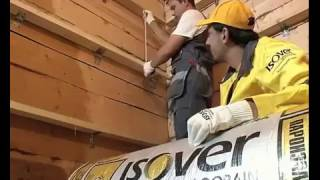 видео Дополнительно об утеплении стен бани из пеноблоков