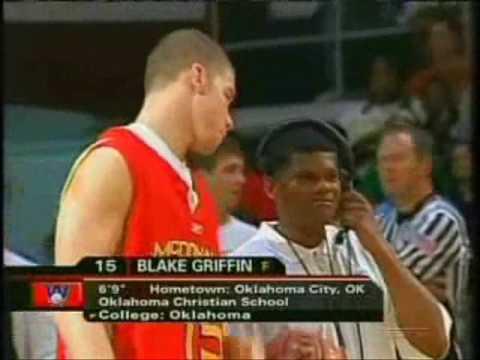 Blake Griffin Mix (Pre-NBA)