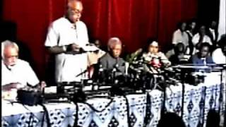 Nyerere's Meeting with Tanzania Press Club 1995 Part 1 of